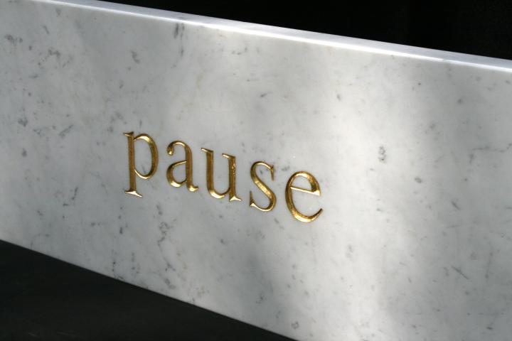 Pause by John Joekes