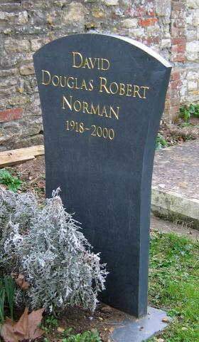 Norman memorial