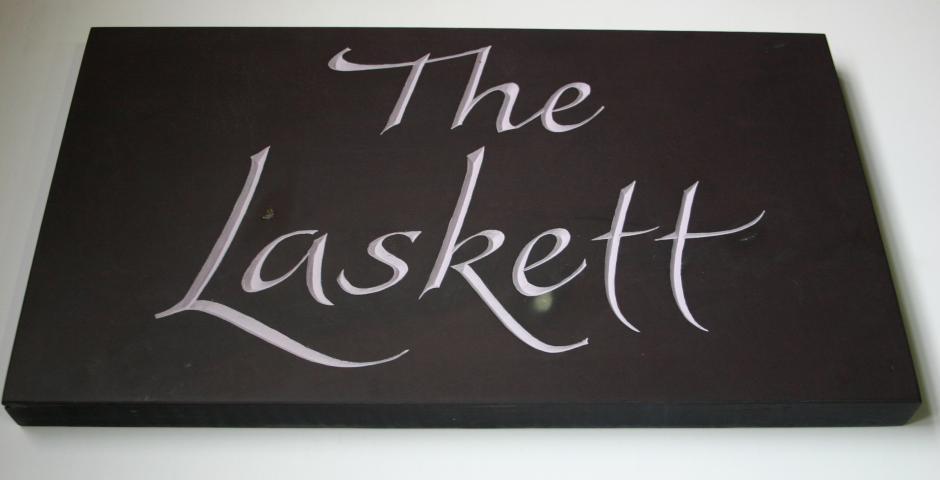 The Laskett painted1_0