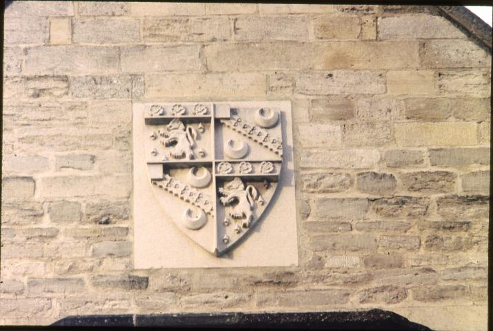 oundle plaque